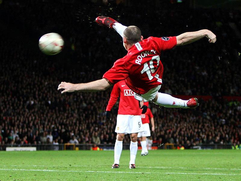 Wayne Rooney hotsport