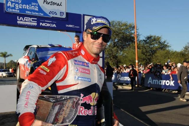 AUTO - WRC ARGENTINA RALLY 2012