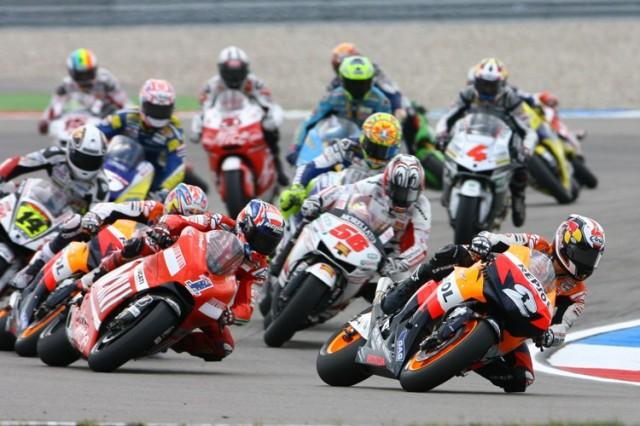 Pedrosa, Dutch MotoGP Race 2008