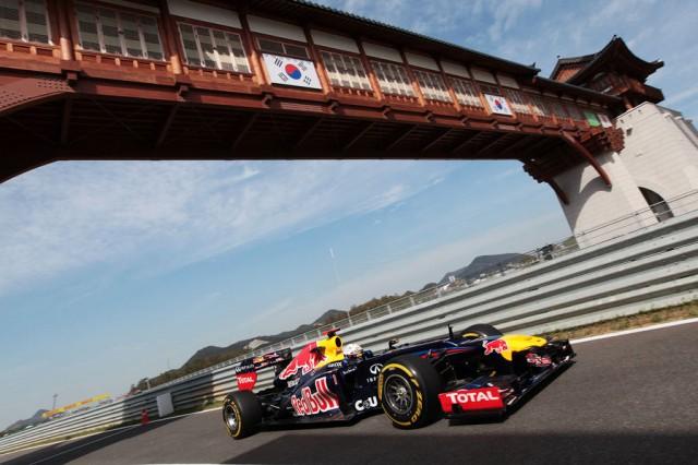 Vettel Korea
