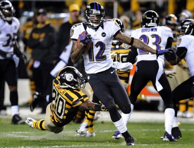 Ravens - Steelers 13-10