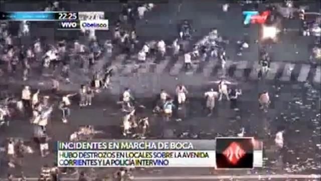 Neredi u Argentini