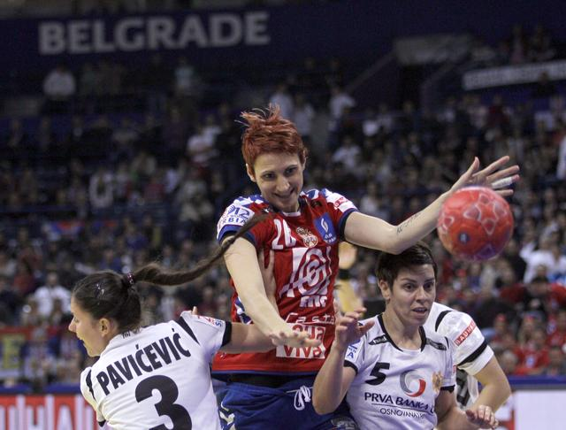 Serbia European Women's Handball