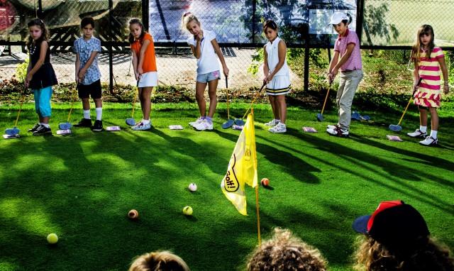 Golf liga osnovnih skola