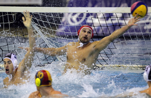 Waterpolo, Champions league, preliminary round group D PArtizan - Galatasaray, Vaterpolo, Galatasaraj,