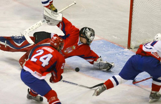 Hokej-Srbija