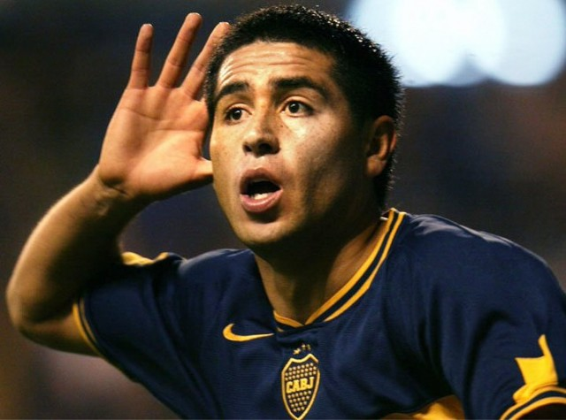 Riquelme Back To Boca Juniors