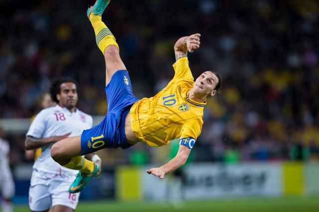 Zlatan+Ibrahimovic