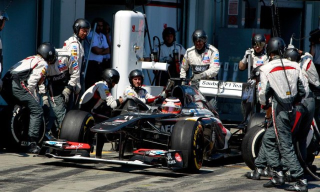 Sauber-F1-Formula