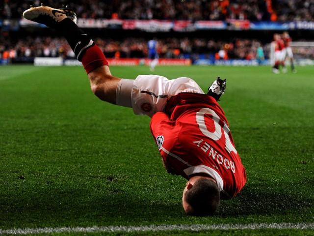 Rooney-head