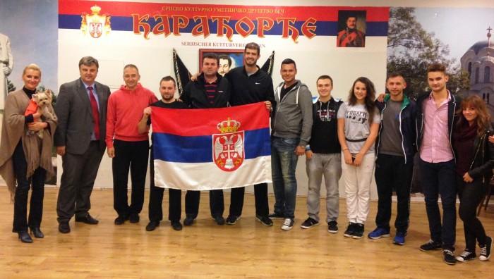 Borkovic u Becu photo by Zoran Mirkovic Vesti