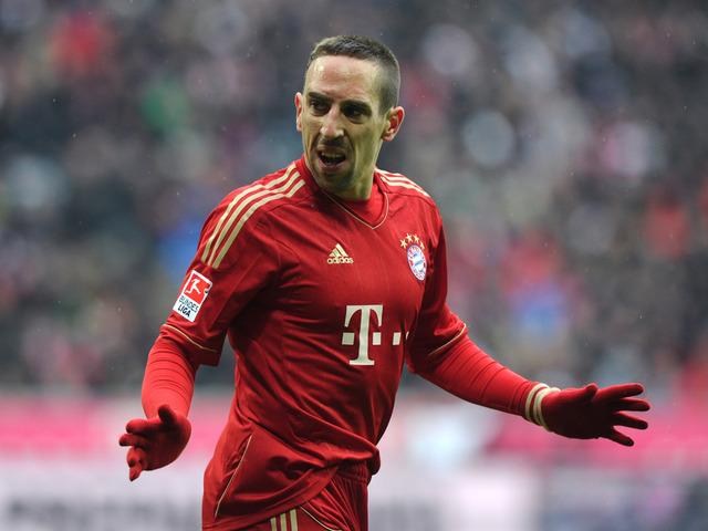 Franck Ribery 2013_