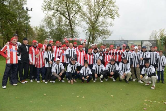 Golf derbi 20121