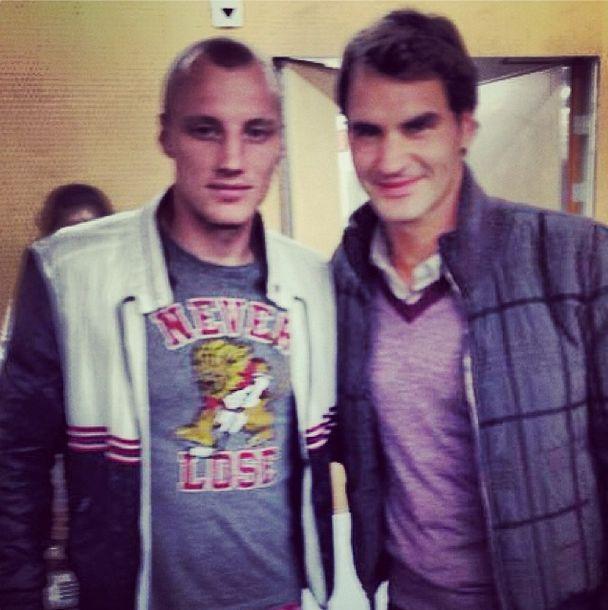 Ivanov i Federer