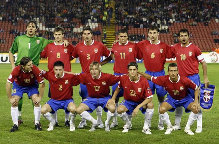 'Orlovi' u kvalifikacijama za EP 2008.