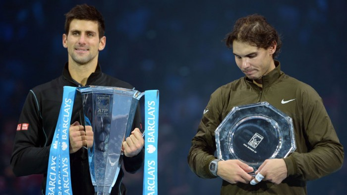Novak i Nadal