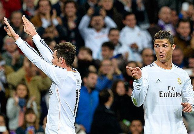 Bejl i Ronaldo