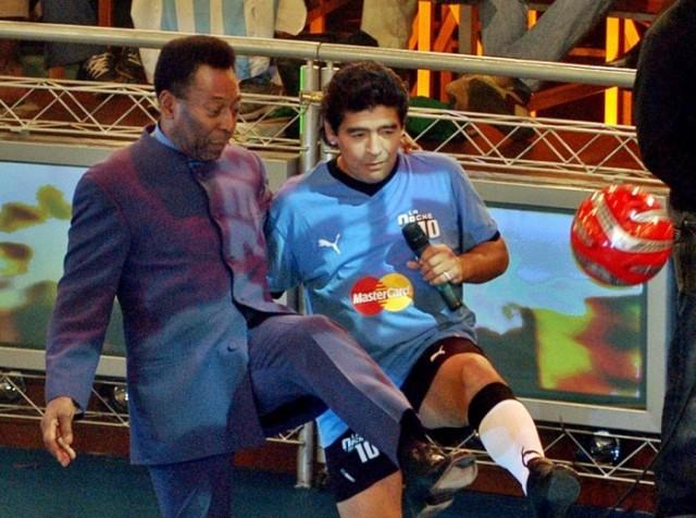Pele i Maradona