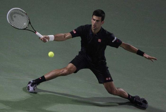 Novak Đoković Dubai