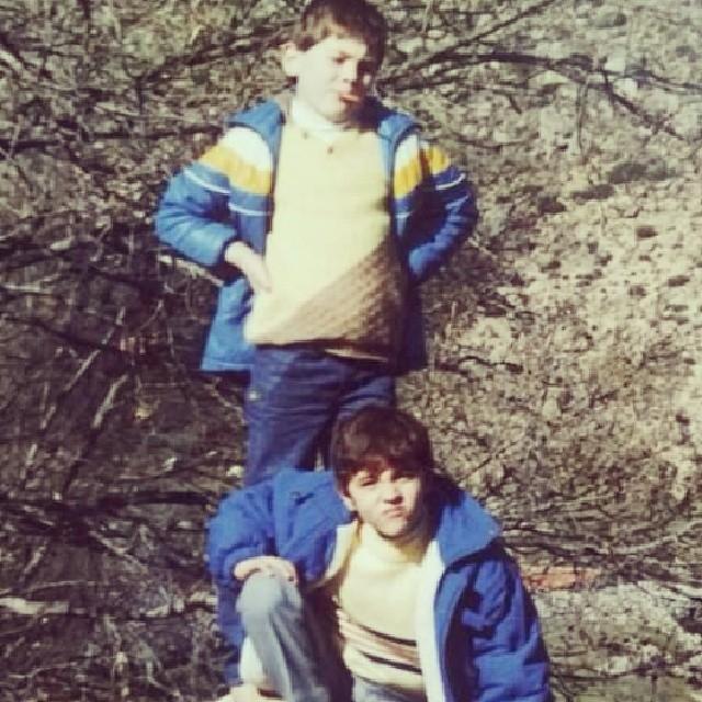 Iker Kasiljas sa bratom
