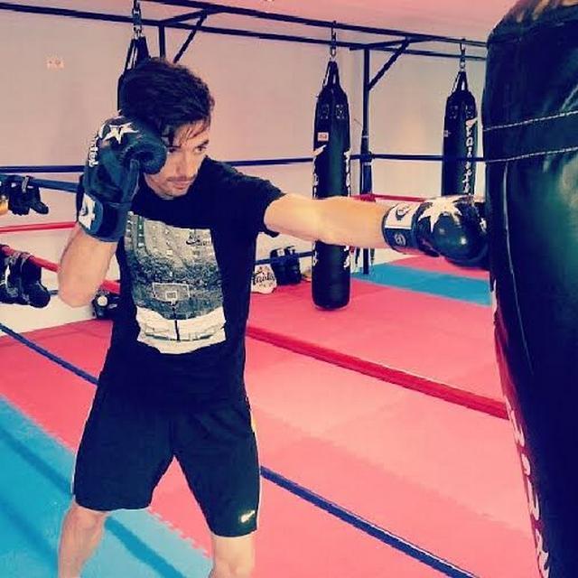 Vladimir Volkov bokser