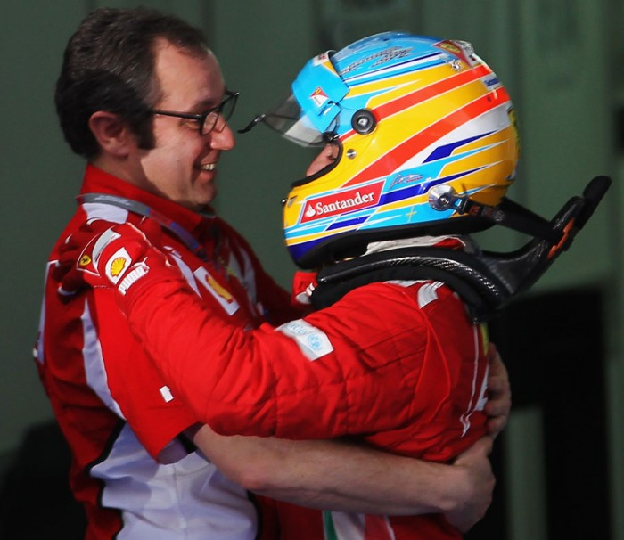 alonso-domenikali