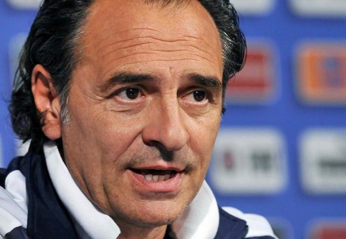 EURO 2012: CESARE PRANDELLI IN CONFERENZA STAMPA