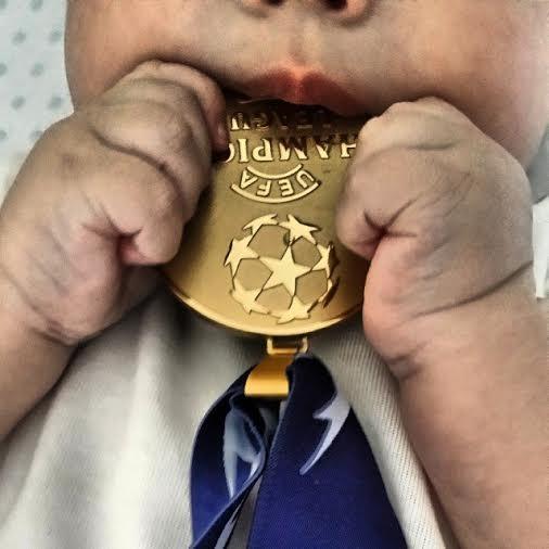 Martin Kasiljas medalja