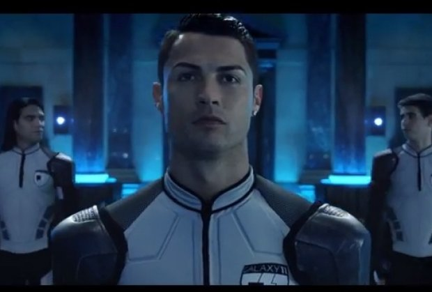 Ronaldo reklama