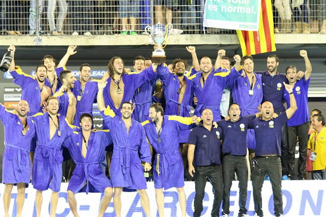 Barceloneta CLF6 2014 champs