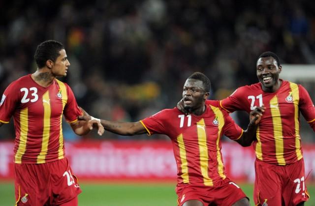 SOCCER: World Cup-Ghana vs Uruguay