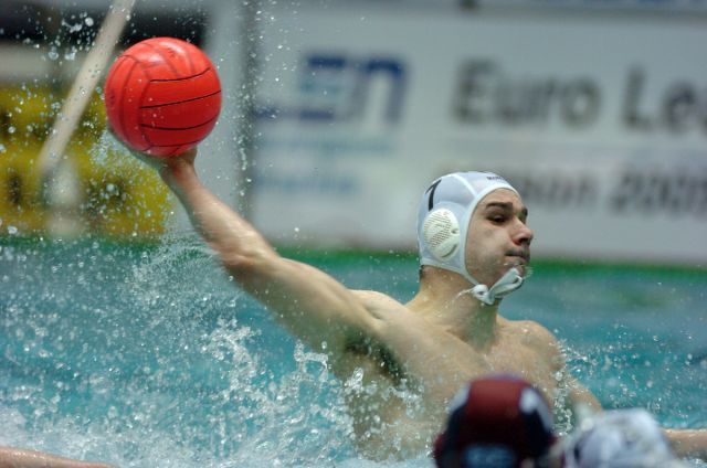 Sport vaterpolo waterpolo partizan liga sampiona champions league