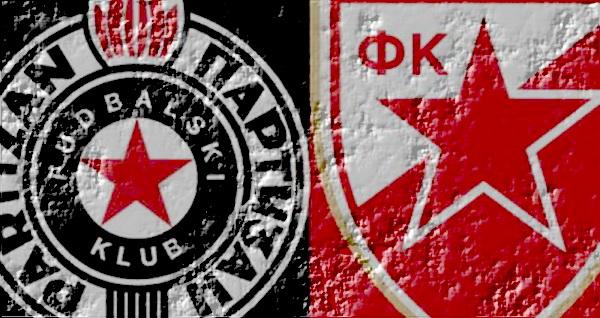 Partizan-VS-Crvena-zvezda-LOGO