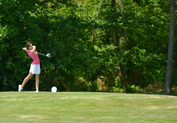 Golf-Golferka