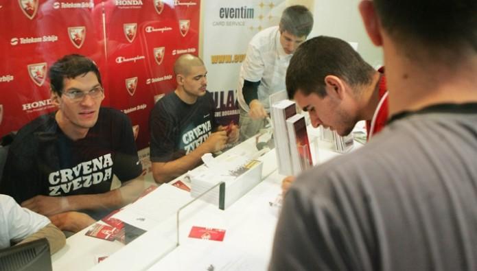 FOTO: www.kkcrvenazvezda.rs