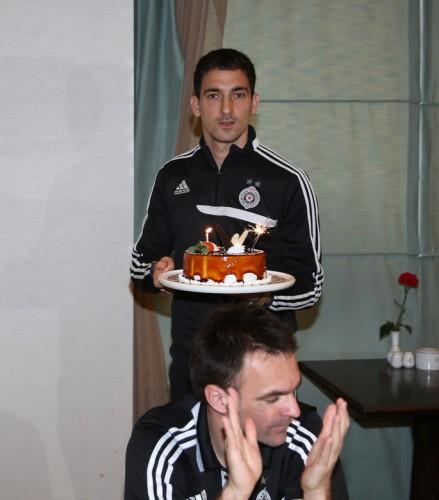 FOTO: Partizan FK