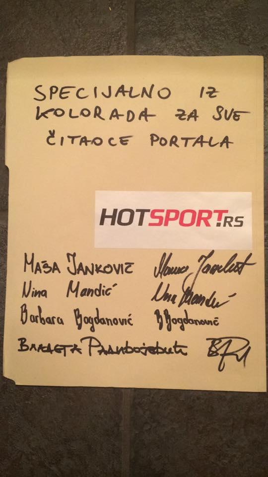 Skijasi za HotSport