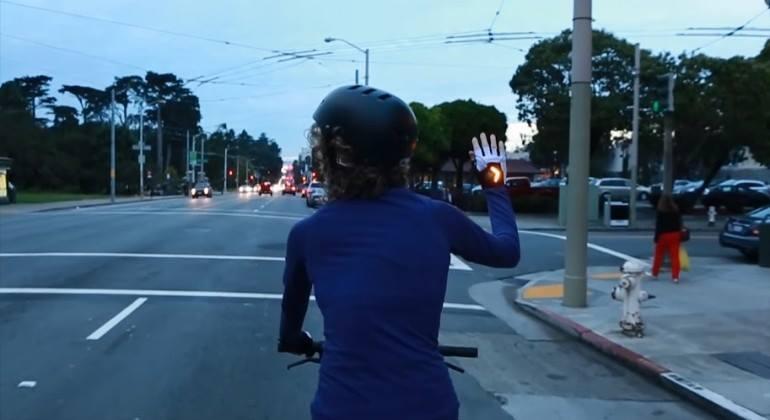Bicikli zmigavac