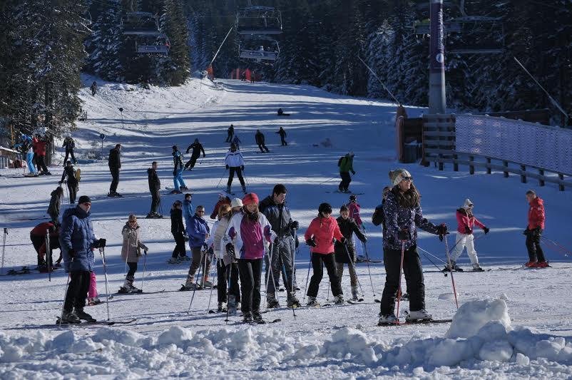 Skijanje Kop