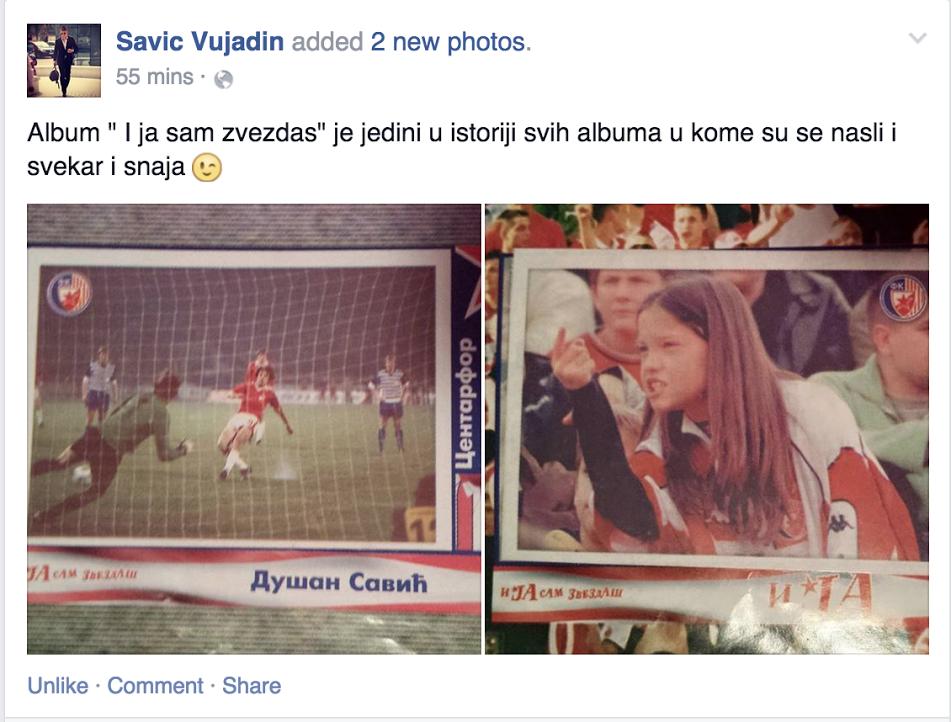 FOTO: Facebook/Vujadin Savic