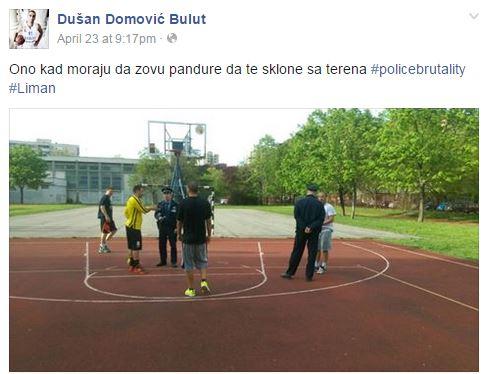 Srbija 3x3 trening