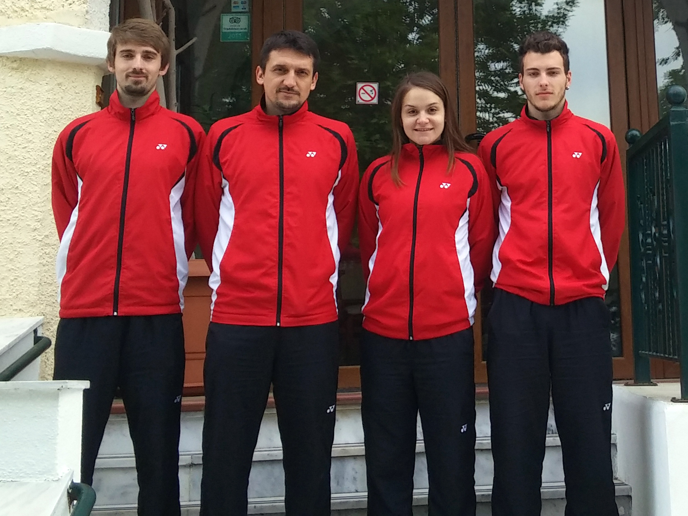 Hellas International 2015_Igor Bjelan, Milan Barbir, Milica Simic i Dragoslav Petrovic