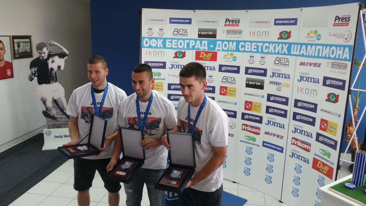 Foto: OFK Beograd