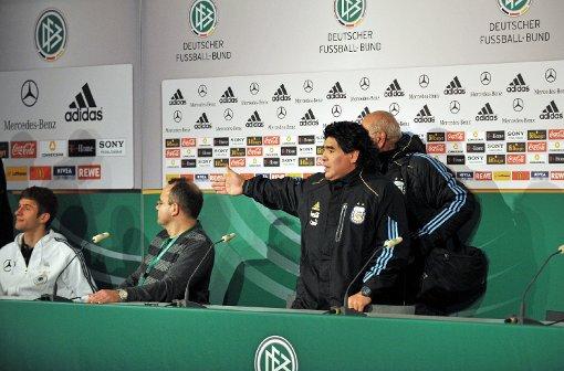 Miler i Maradona