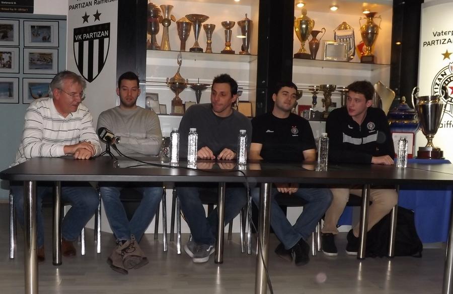 FOTO: VK Partizan