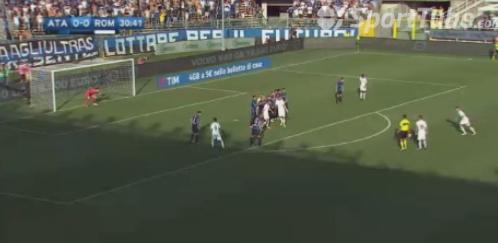 Vesti - 'GOOOOOL': Kolarov kopirao Ronaldinja i postigao debitantski gol za Romu (VIDEO)
