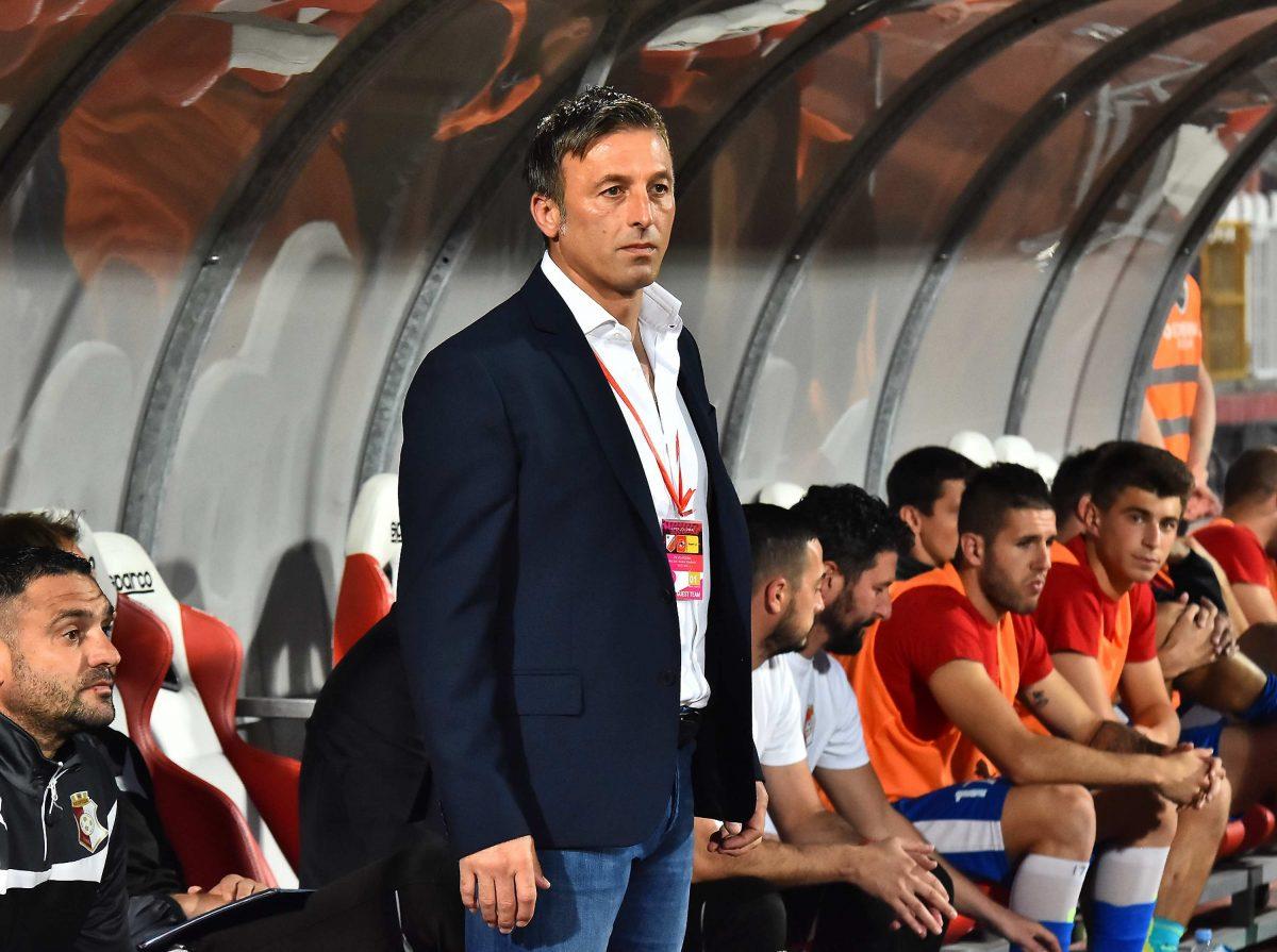 Nenad Sakić, trener FK Napretka, podneo ostavku posle loših rezultata ekipe