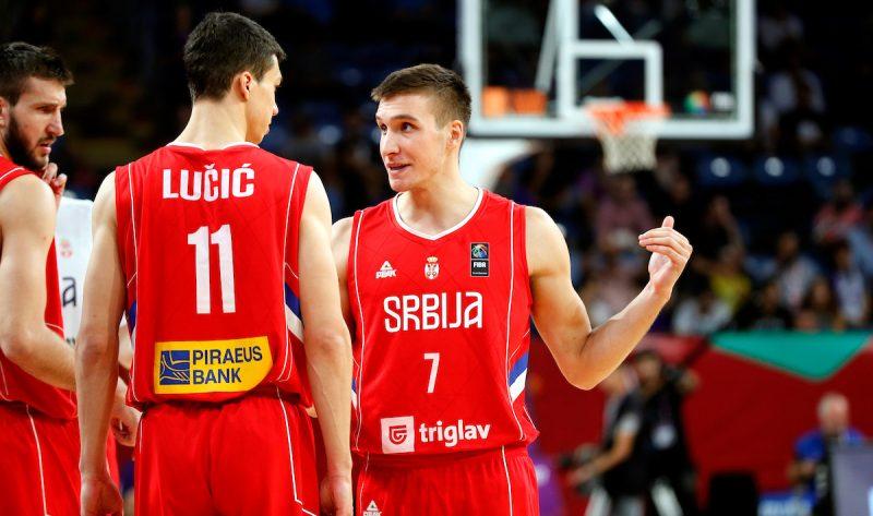 Kvalifikacije Za Mundobasket Slukas Burusis I Printezis