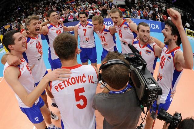 Odbojkasi Srbije