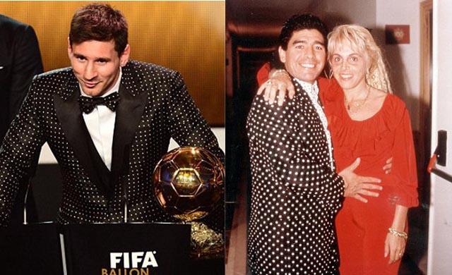 Mesi i Maradona
